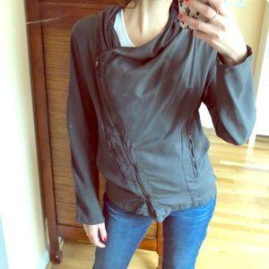 ZARA gray jacket size m